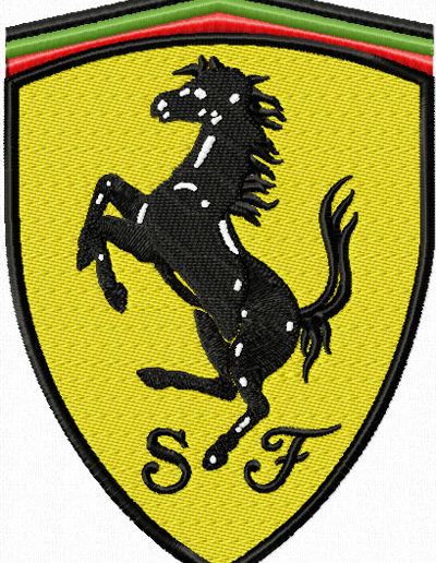 Broderie logo - 2